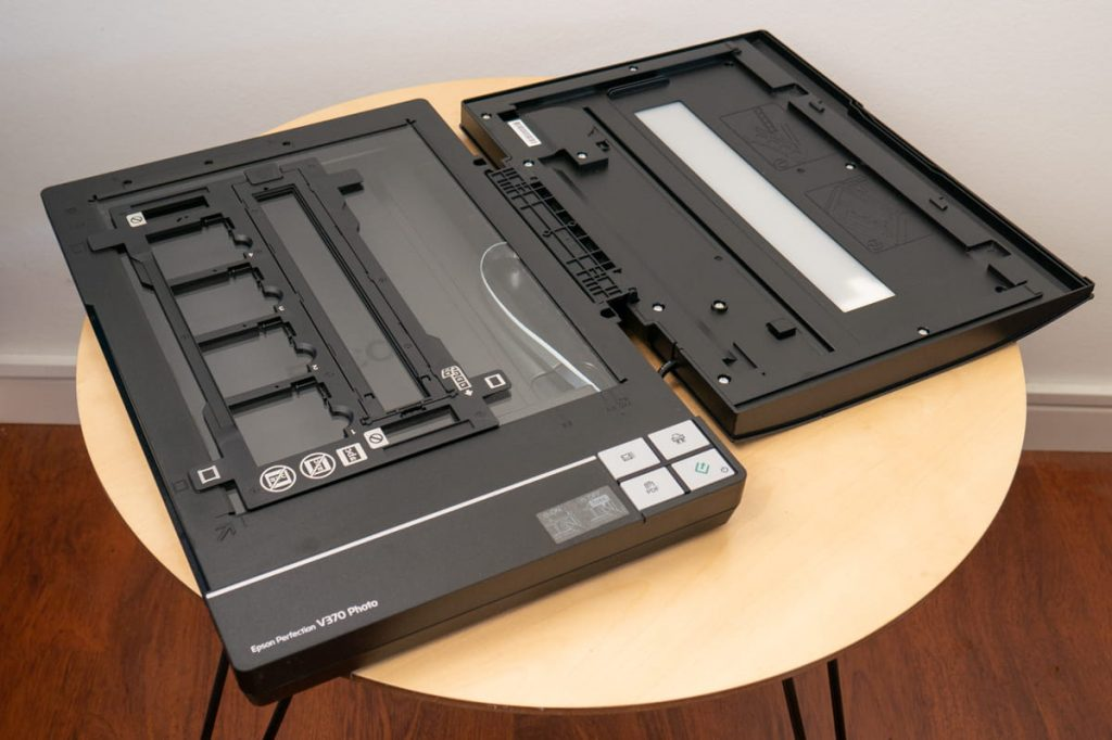 epson perfection V370 photo, scanner per disegni e acquerelli in modalità scansione pellicole