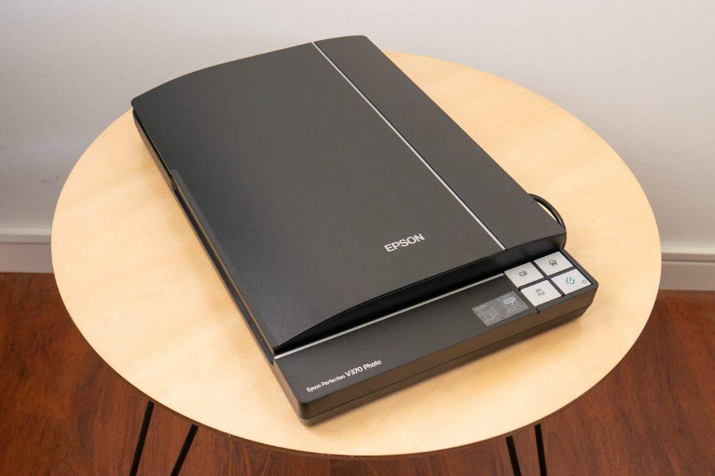 Epson Perfection V370, scanner per disegni e acquerelli