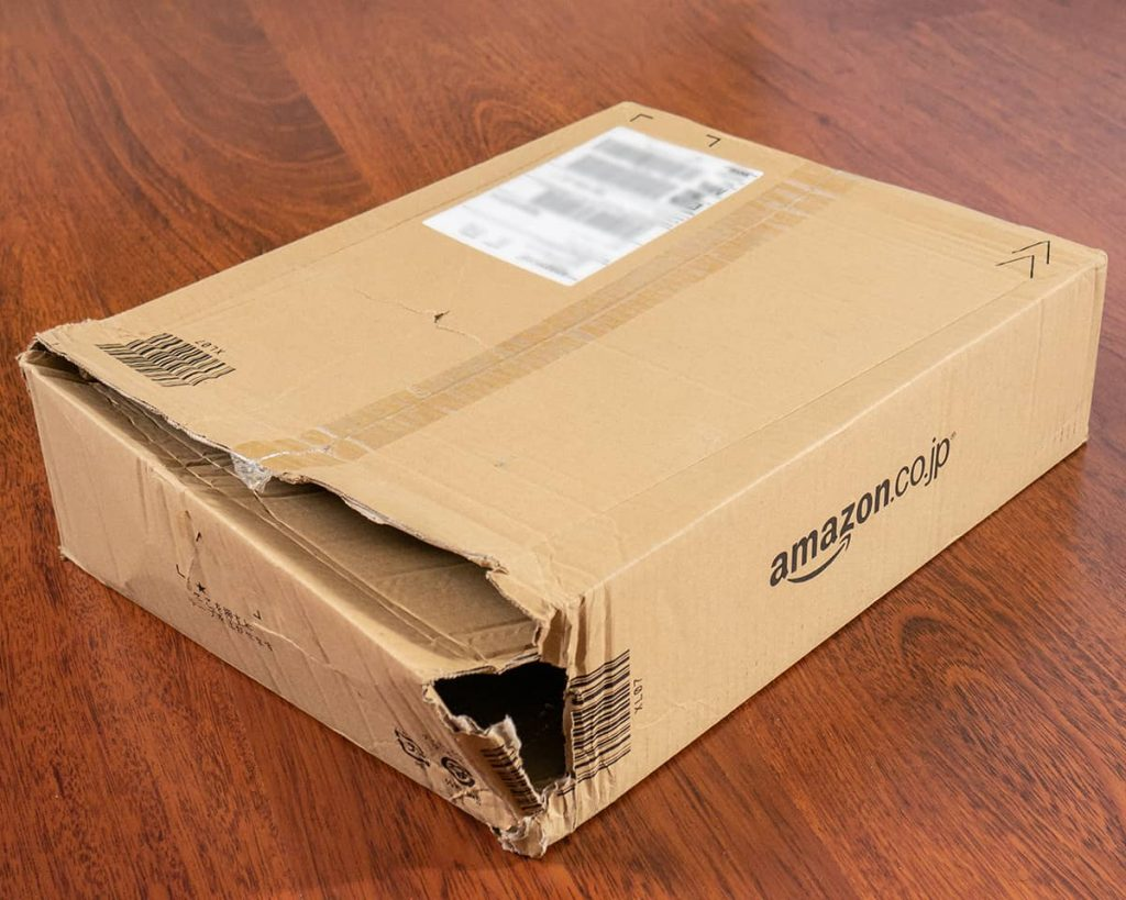 come comprare su amazon japan - pacco unboxing